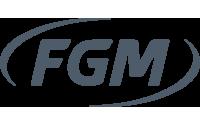 Логотип компании FGM