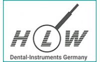 Логотип компании HLW Dental Instruments