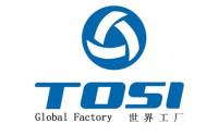 Логотип компании TOSI