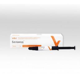 Белаиод (3 г) Антисептический гель для инфицированных каналов , ВладМиВа