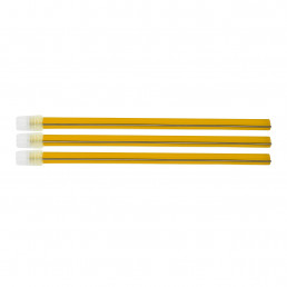 Слюноотсосы со съемным колпачком, Оранжевые (100шт) 150мм, ASA Dental (Blossom)
