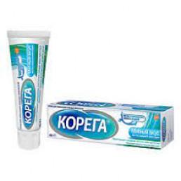 Корега Экстра сильный мятный, крем для фиксации зубных протезов (40 г) Стаффорд Миллер