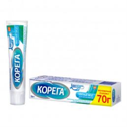 Корега Экстра сильный мятный, крем для фиксации зубных протезов (70 г) Стаффорд Миллер