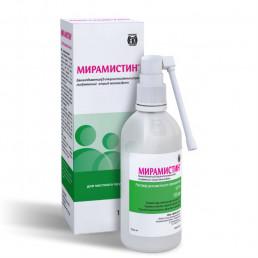 Мирамистин р-р для местн. применения (0.01%) флакон с распылителем (150 мл) Инфамед