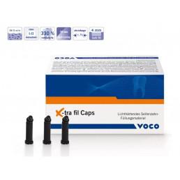 """ЭкстраФил """"Булк Филл"""" (20капсул*0,25гр) Цвет - Хамелеон.  Светоотверждаемый пломбировочный материал для боковых зубов VOCO (X-tra Fil)"""