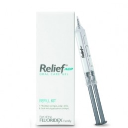 Релиф ACP (4шпрХ2,4г+cмесит) - гель для снижения чувствительности зубов, Discus Dental