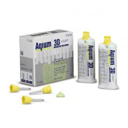 Aqium 3D LIGHT (2х50мл) А-силикон MUELLER-OMICRON (Aqium 3D LIGHT)