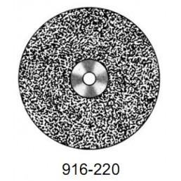 DISC  916/220         (0,40 mm) верх.полный