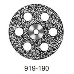 DISC  919/190 (200)   (0,40 mm) низ.полный.отверстия