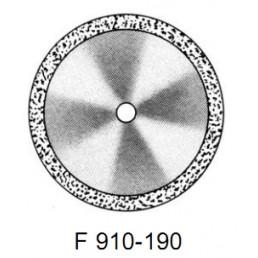 DISC F 910/190 (200) (0,30 mm) двухст.край