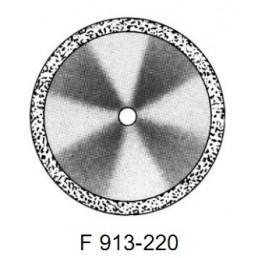 DISC F 913/220       (0,20 mm) низ.край