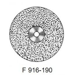 DISC F 916/190 (200) (0,20 mm) верх.полный