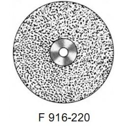 DISC F 916/220       (0,20 mm) верх.полный
