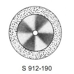 DISC S 912/190 (200) (0,12 mm) верх.край