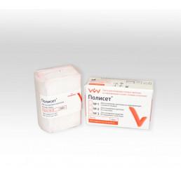 Полисет №2 (100 г) Паста для полирования протезов из пластмассы, нейлона, поликарбоната и тп, ВладМиВа