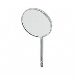 Зеркало №4 стомат. увелич., 22мм, (1шт) Англия