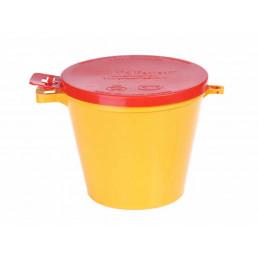 Контейнер для утилизации игл 0,5 л. Респект
