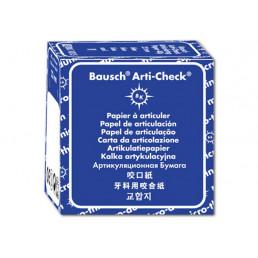 Копирка бумага BAUSH 40мик. ВК1015 прямая(рулон) синяя (10м*22мм)
