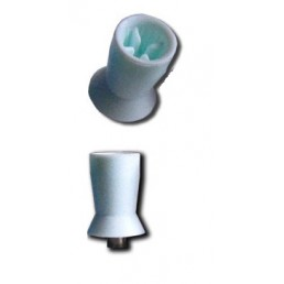 Щетка-резинка (6 перепонок) Дентамерика (1шт)