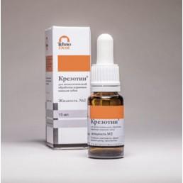 Крезотин №2 (15мл) антисептик для каналов (аналог крезофен) Технодент