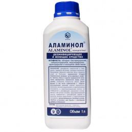 Аламинол (1л) Концентрат. Моюще-дезинфицирующее средство широкого применения НИОПИК