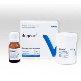 Эодент быстротвердеющий (25 гр + 8 мл) ВладМиВа