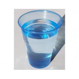 Стакан пластиковый Синий 200мл (100шт/уп) НАПРА