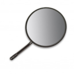 Зеркало №3 стомат. НЕ увелич., 20мм (12шт/уп) HR front 7-3-SS незапотевающее, Roeder