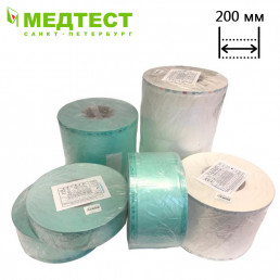 Рулон для стерилизации Медтест (200мм/200м)