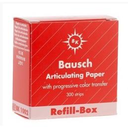 Копирка бумага BAUSH 200мик. BK1002 прямая красная (300листов)