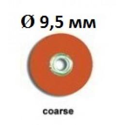 8693С Соф-лекс диски 9,5мм, коричневые (50шт), 3М