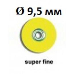 8693 SF Соф-лекс диски 9,5мм, желтые (50шт), 3М