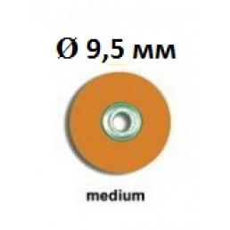 8693M Соф-лекс диски 9,5мм, оранжевые (50шт), 3М