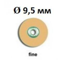 8693F Соф-лекс диски 9,5мм, песочно-коричневые (50шт), 3М