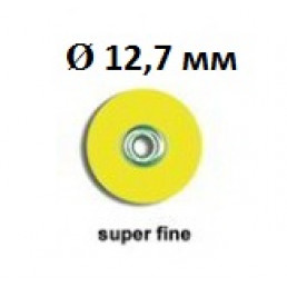 8692 SF Соф-лекс диски 12.7мм, желтые (50шт), 3М