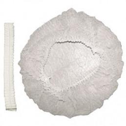 """Шапочки """"шарлотта"""" Белые (125 шт) Гекса"""