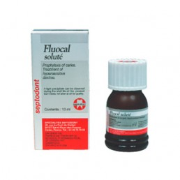 Флюокал жидкость - для лечен.гиперестезии зубов(13мл) Септодонт