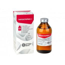 Гипохлоран-3 (300мл) Омега         (Паркан)