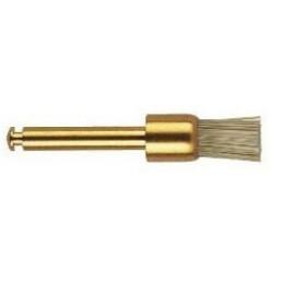 Щетка Оклюбраш из натур щетины (узкая длинная RA) 1 шт KERR (Occlubrush)