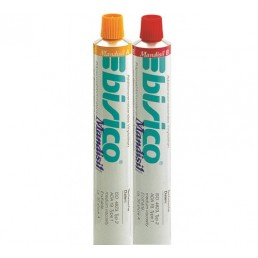 Бисико Мандисил (2х75 мл) спец. корр. материал для нижней челюсти  Bisico (Mandisil)