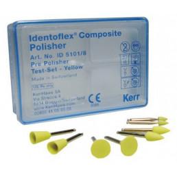 Идентофлекс Компосайт Желтый-Диск (12 шт/уп) предварительная полировка KERR Identoflex