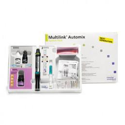Мультилинк Автомикс System Pack, БЕЛЫЙ, адгезивная система для фиксации IVOCLAR 645954WW (Multilink)