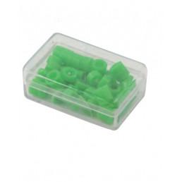Маркировочные кольца для инструмента, зеленые, упаковка 50 шт.