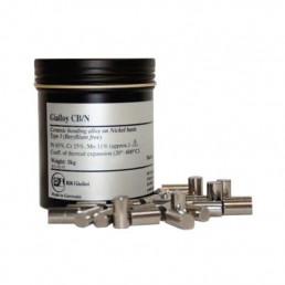 Сплав Gialloy CB/N для бюгелей (никель хром.), 1кг BK Giulini
