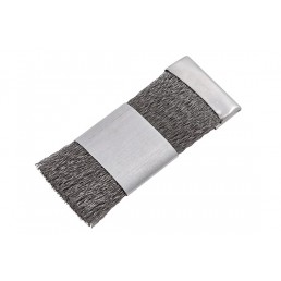 Щетка для чистки боров(Стальная проволока) 1шт, Polirapid