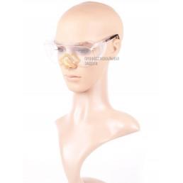 Очки защитные (прозрачные), арт 14511, РОСОМЗ