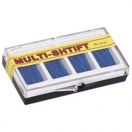 Мульти Штифт №3 Синие (1,6мм х23мм) (80шт) -  беззольные штифты