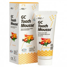 Tooth Mousse GС Тус мусс тутти-фрутти купить