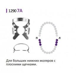 Кламп для раббер дам (№7A) Medenta (для Моляров)