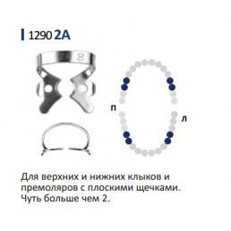 Кламп для раббер дам (№2А) Medenta (для Премоляров)
